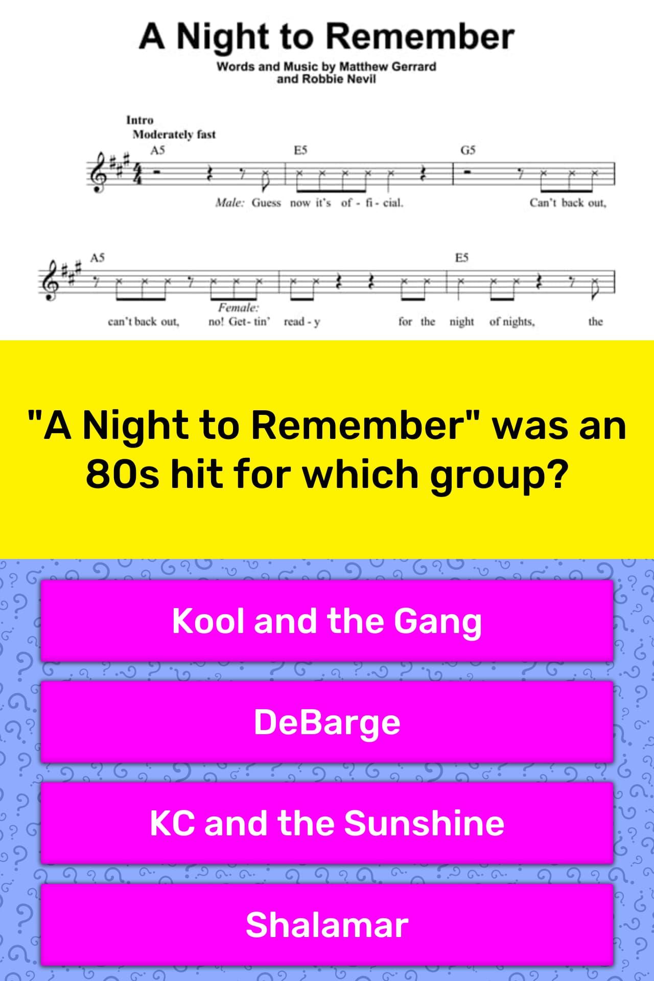 80s Text Intro