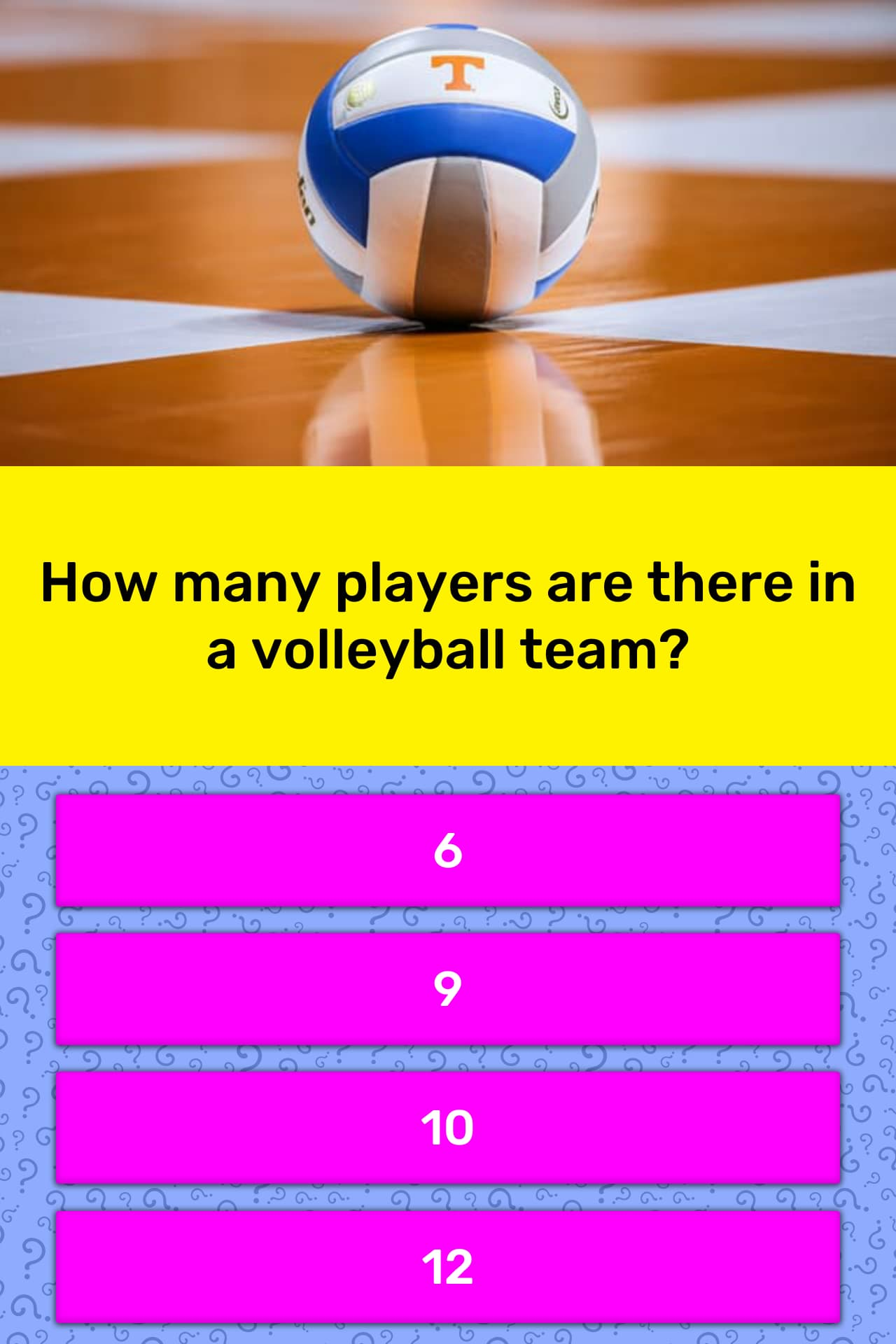 How Many Players Are There In A Trivia Answers Quizzclub