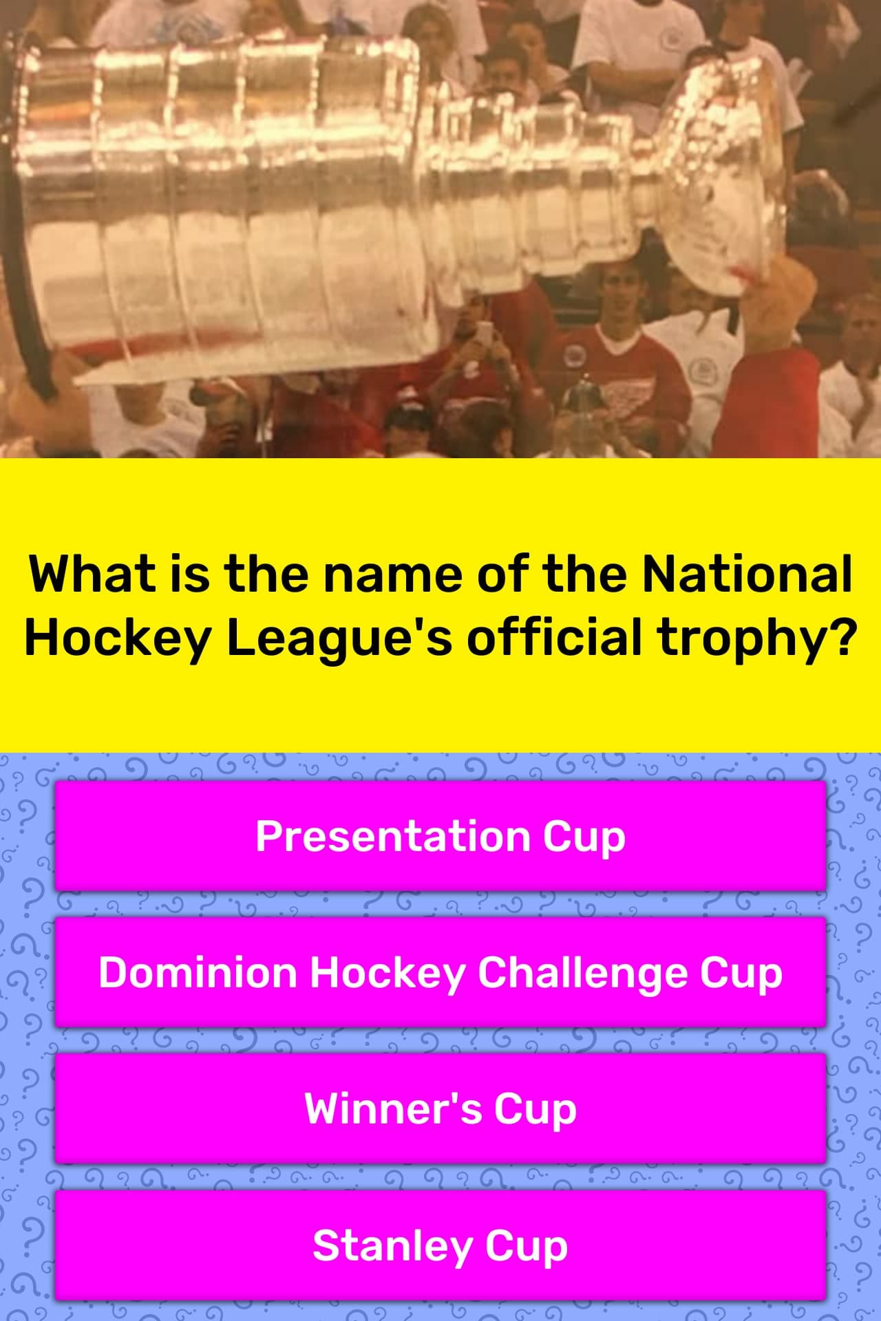 What Is The Name Of The National Trivia Answers Quizzclub