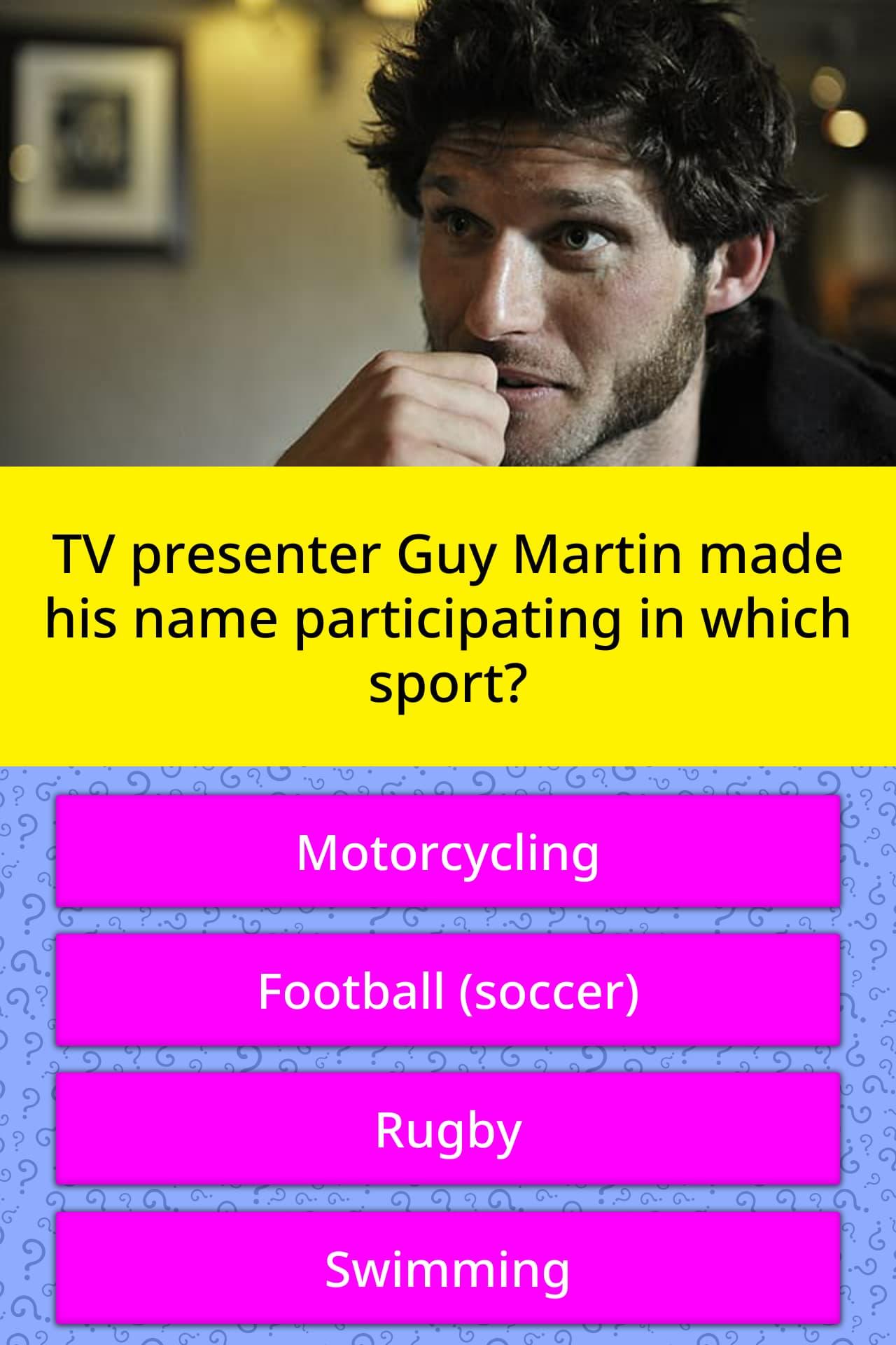 Guy Martin 26 Motorcycle Racer British Lorry-Mechanic Isle of Man TT Poster