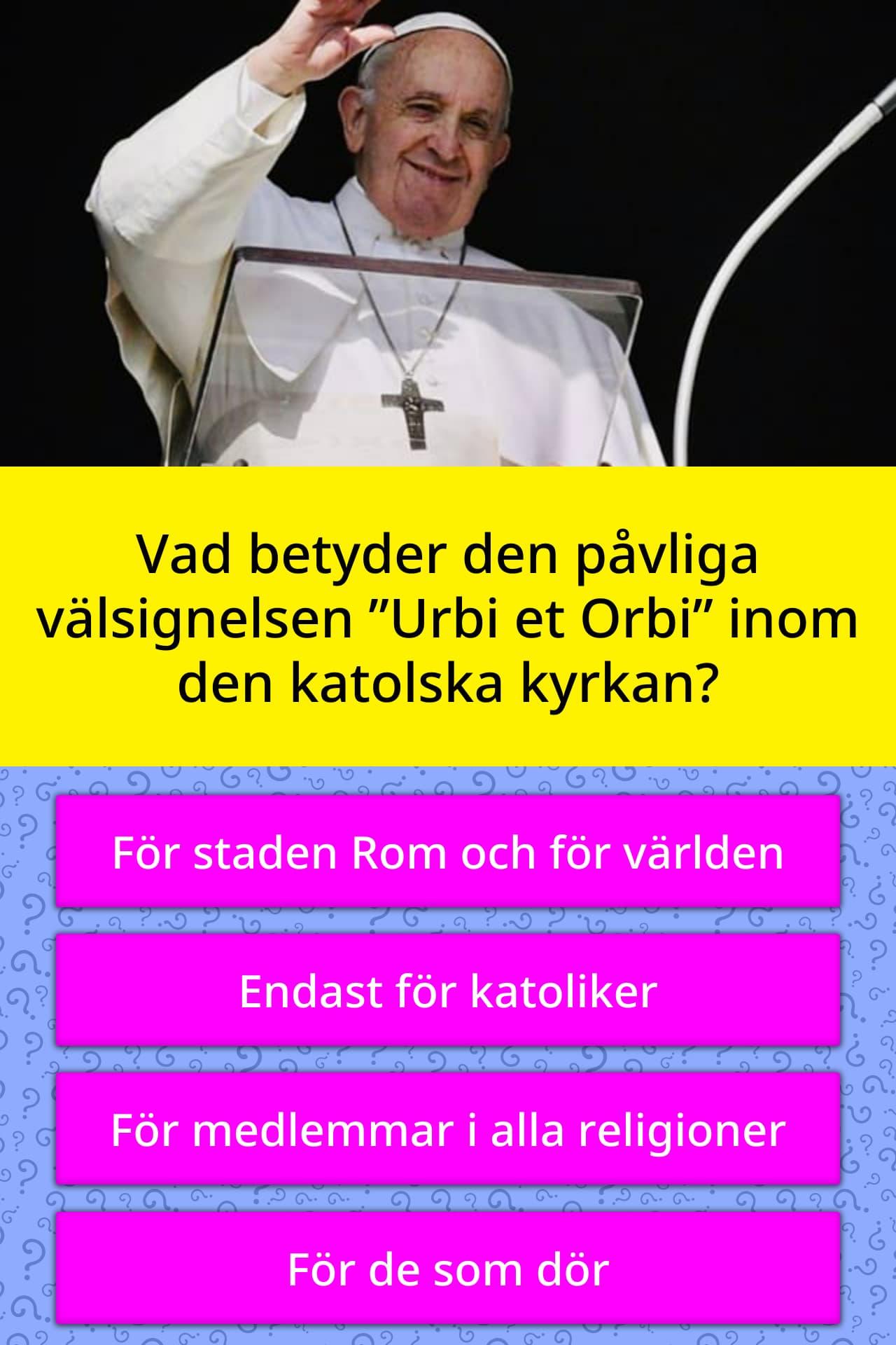Vad Betyder Katolsk