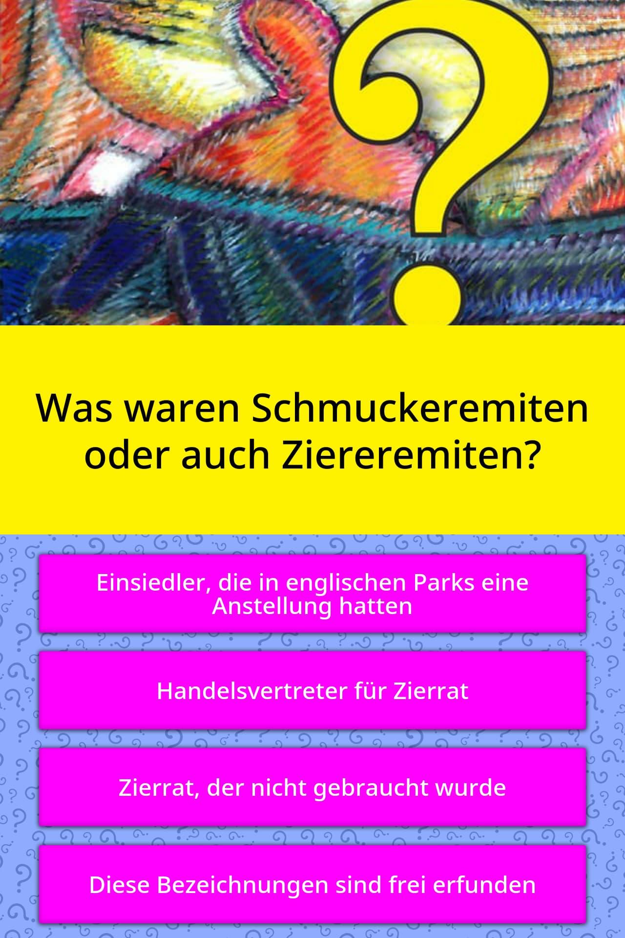 Schmuckeremit How to