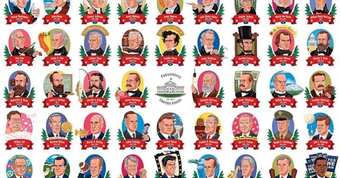 History Trivia Question: The wife of which US President had a maiden name the same as her husband's surname?
