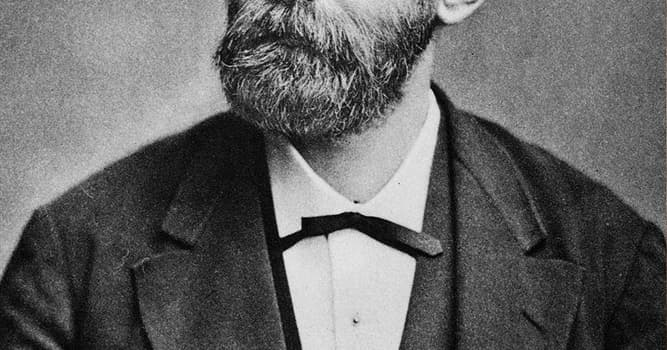 History Trivia Question: What was invented by Alfred Nobel?