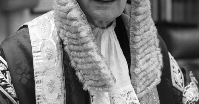 Society Trivia Question: Who was this famous English jurist?