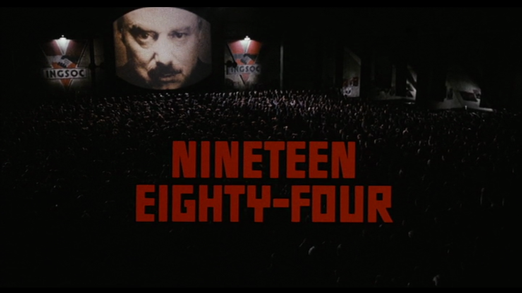 an analysis of the novel 1984 and the role of george orwell and the ministry of truth