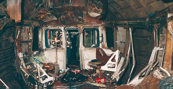 История Вопрос: В каком году произошел первый теракт в истории Московского метрополитена?