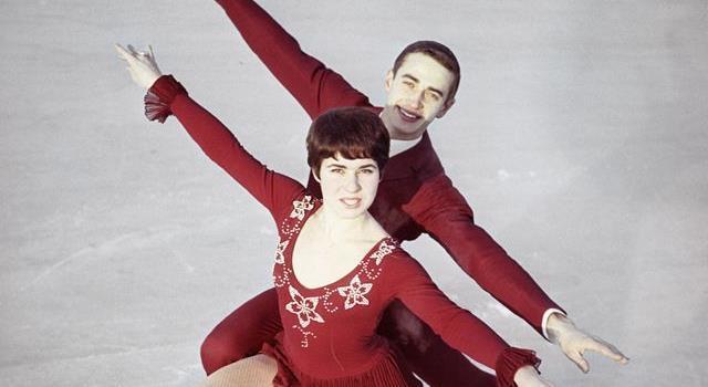 Кто были первыми Олимпийскими чемпионами в спортивных танцах на льду?