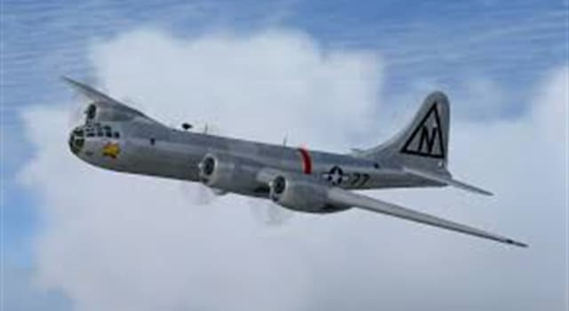 History Trivia Question: What was the name of the U.S. Army Air Force B-29 that dropped the atomic bomb on Nagasaki?