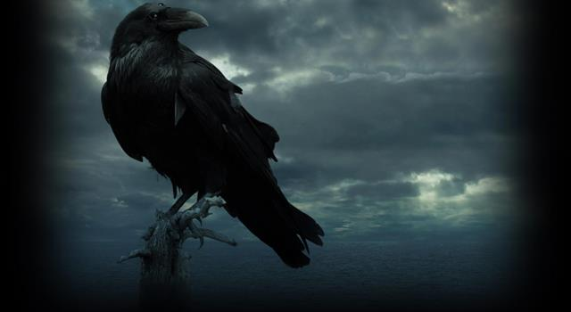 History Trivia Question: What is the only word said by the raven in the poem written by Edgar Allan Poe?