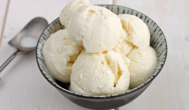 Culture Trivia Question: What ingredient must French vanilla ice cream have in it to distinguish it from regular vanilla?