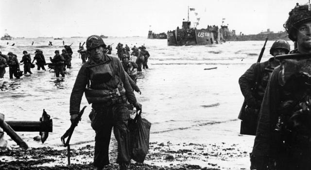 History Trivia Question: Which country was invaded on D-Day in 1944?
