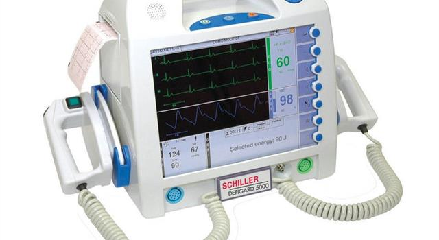 Society Trivia Question: Who can use a defibrillator?