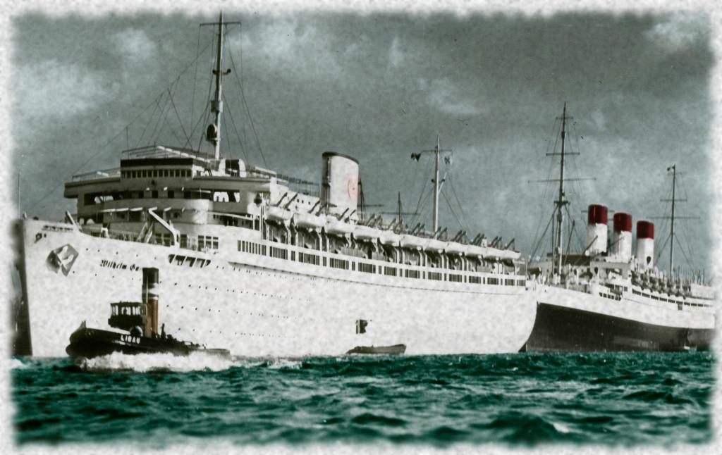 Historia Pregunta Trivia: ¿Cuál es considerada la mayor tragedia marítima de la historia?