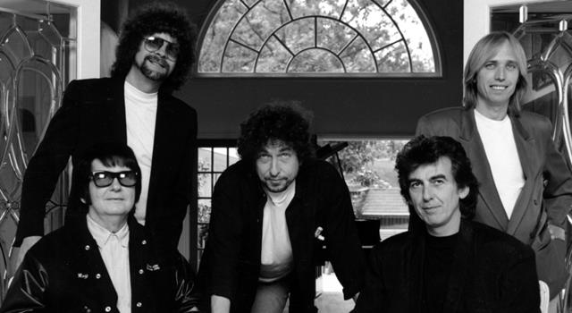 Culture Trivia Question: George Harrison along with Tom Petty, Roy Orbison, Bob Dylan and Jeff Lynne, formed what rock group in 1988?