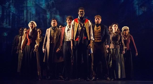 """Culture Trivia Question: According to the lyrics of the musical Les Miserables what happens """"at the end of the day"""" ?"""