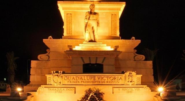 Historia Pregunta Trivia: ¿Cuál fue el verdadero nombre del Primer Presidente de México?
