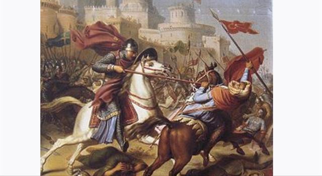 Historia Pregunta Trivia: ¿Cuál de los siguientes personajes NO fue uno de los comandantes de la Primera Cruzada?