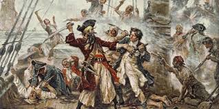 """Historia Pregunta Trivia: ¿Cuál era el verdadero nombre del pirata conocido como """"Barbanegra"""""""