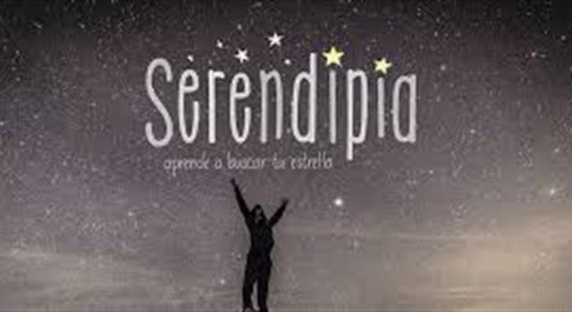 "Cultura Pregunta Trivia: ¿Cuál es el significado de ""serendipia""?"