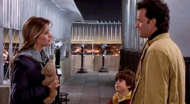 Películas y TV Pregunta Trivia: ¿De cuál película de Tom Hanks es esta foto?