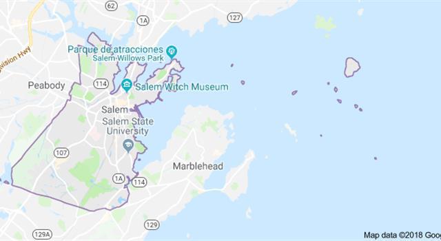 Cultura Pregunta Trivia: ¿En qué estado de USA se encuentra la ciudad de Salem, famosa por los juicios por brujería?