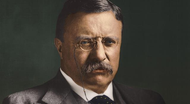 History Trivia Question: How old was Teddy Roosevelt when he became the 26th President of the United States?