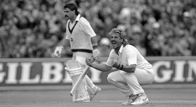 Sport Trivia Question: Ian Botham made his cricket test debut in 1977 against which country?