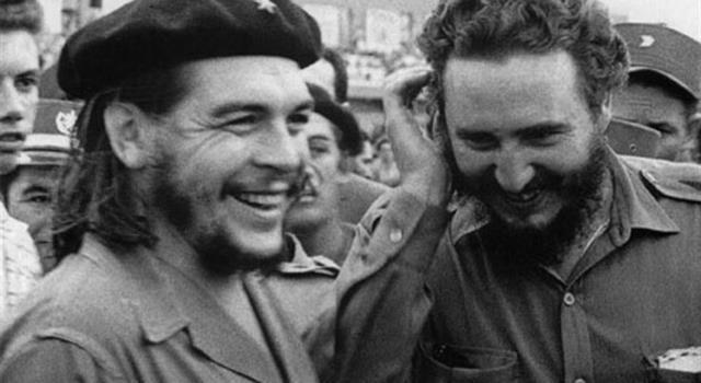 Historia Trivia: ¿Qué profesión tenía el Che Guevara?