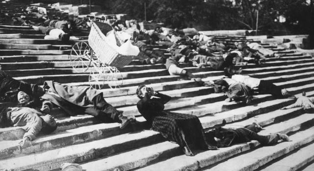 """Películas y TV Pregunta Trivia: ¿Quién fue el Director de la película """"El acorazado Potemkin""""?"""