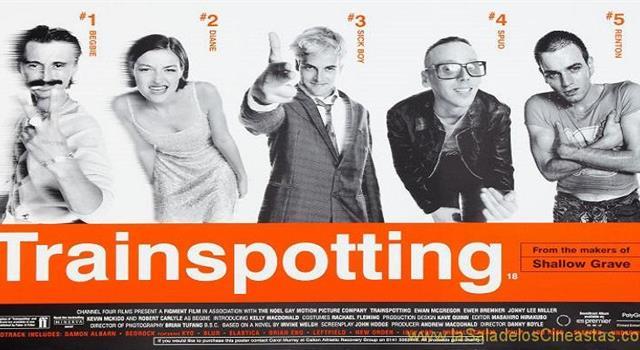 """Películas y TV Pregunta Trivia: ¿Quién protagonizó en 1996 la película dirigida por Danny Boyle, """"Trainspotting""""?"""