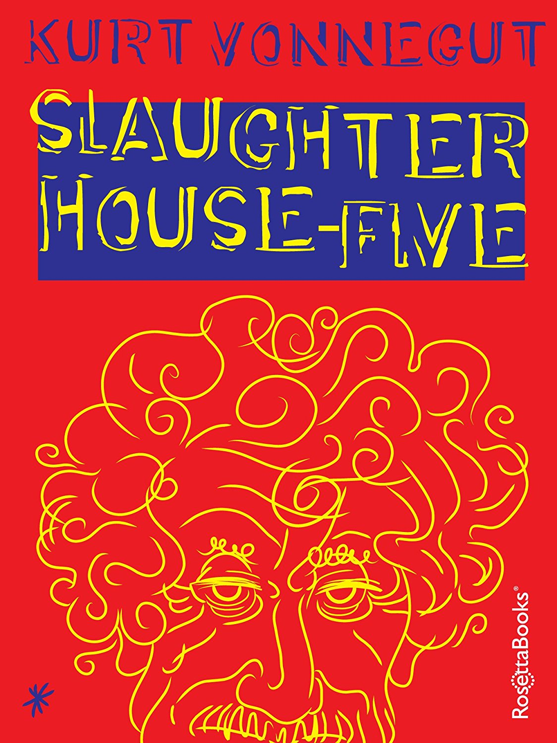 an analysis of the thoughtful laughter in slaughter house five by kurt vonnegut Slaughter house five in kurt vonnegut's slaughter house five, thoughtful laughter is presented to the reader to create an entertaining scene but also make the reader meditate on the thought that there is more to the laughter than just a joke.