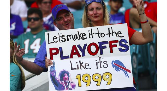 Sport Trivia Question: What American professional sports  team now owns the longest playoff drought in American professional sports history as of 2018?