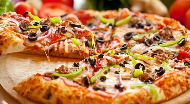 History Trivia Question: What company was the first to have pizza delivered to outer space?