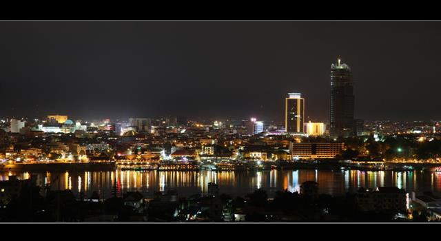 Geography Trivia Question: What is the capital of Cambodia?