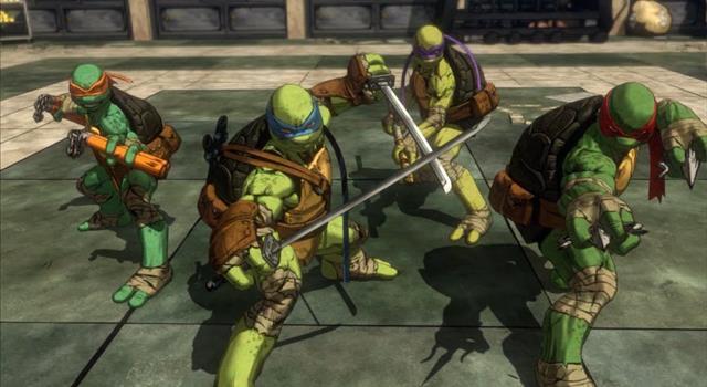 Movies & TV Trivia Question: What is the favorite food of the Teenage Mutant Ninja Turtles?