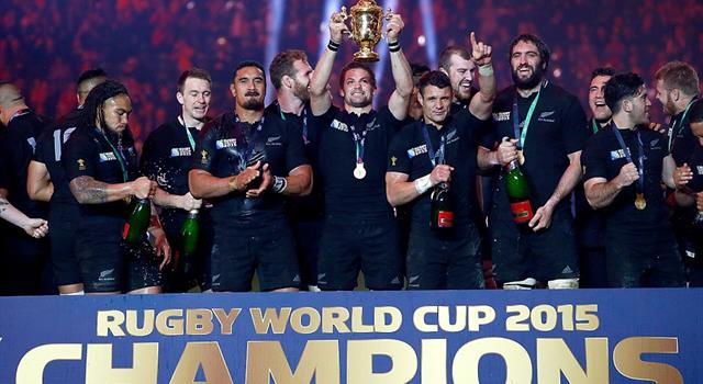 Sport Trivia Question: What is the name of the New Zealand National Rugby Union team?