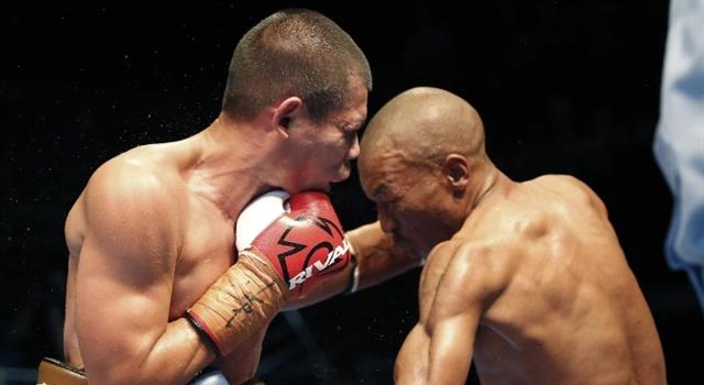 Sport Trivia Question: What nationality is the featherweight boxing star Chris John?