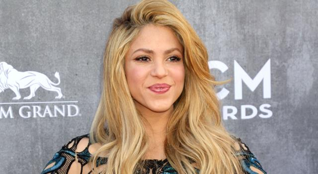 Society Trivia Question: What nationality is the singer Shakira?
