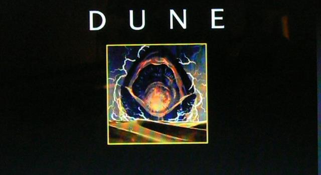 "Movies & TV Trivia Question: What rock star acted in the 1984 science fiction movie ""Dune""?"
