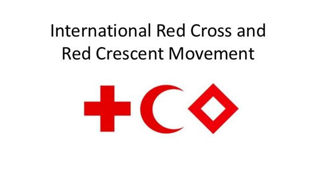 History Trivia Question: Where was the International Red Cross founded in 1863?