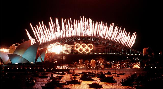 Sport Trivia Question: Which country won the men's 4x100m sprint relay gold medal at the Sydney Olympics?