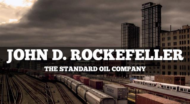 History Trivia Question: Which journalist exposed the monopolistic practices of John D. Rockefeller and the Standard Oil Company?