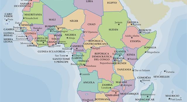 """Geografía Pregunta Trivia: ¿A qué país africano se conoce como """"Costa de oro""""?"""