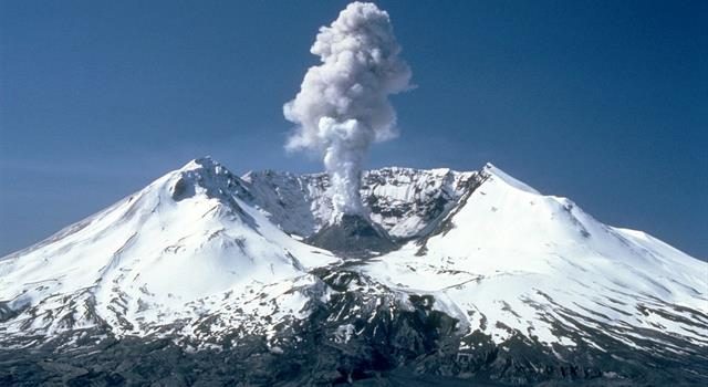 Nature Trivia Question: As of 2011, how many US volcanoes were considered by most volcano experts to be active?