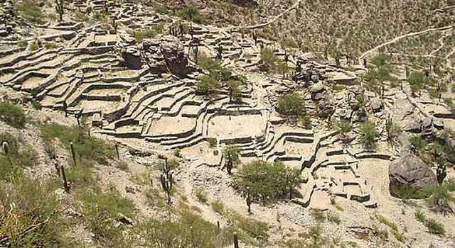Historia Pregunta Trivia: ¿Cómo se llaman las ruinas precolombinas ubicadas en el Valle Calchaquí, Tucumán, Argentina?