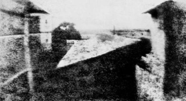 Historia Pregunta Trivia: ¿Cómo se tituló la primera fotografía de la historia?