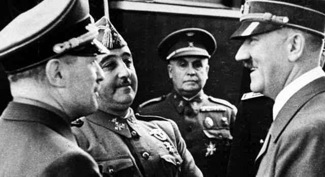 Historia Pregunta Trivia: ¿Cuál es el el nombre del dictador fascista que gobernó España durante 36 años del siglo XX?