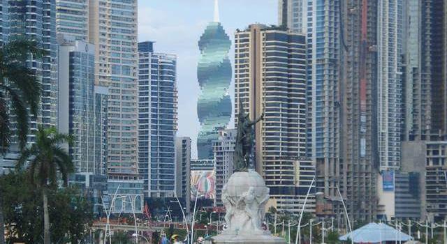 Geografía Pregunta Trivia: ¿Cuál ciudad de América es la que aparece en la imagen?
