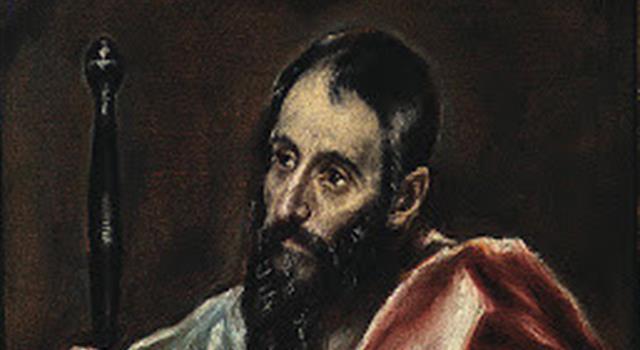 Cultura Pregunta Trivia: ¿Cuál era el nombre original de San Pablo?